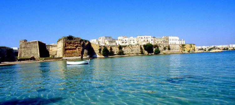 Acqua pulita Otranto