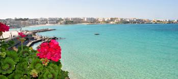 Hotel vicino la costa di Otranto